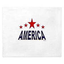 America King Duvet