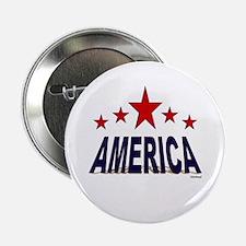 """America 2.25"""" Button"""