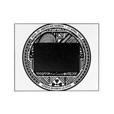 American Samoa Coat Of Arms Picture Frame