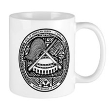 American Samoa Coat Of Arms Mug