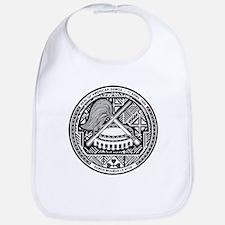 American Samoa Coat Of Arms Bib