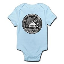 American Samoa Coat Of Arms Infant Bodysuit
