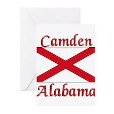 Camden Alabama Greeting Cards (Pk of 10)