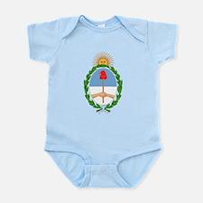 Argentina Coat Of Arms Infant Bodysuit