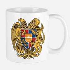 Armenia Coat Of Arms Mug