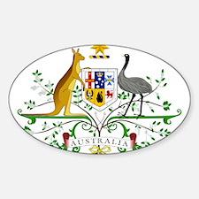 Australia Coat Of Arms Decal