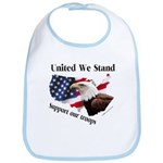 United We Stand Support our t Bib