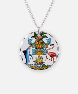 Bahamas Coat Of Arms Necklace