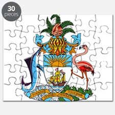 Bahamas Coat Of Arms Puzzle