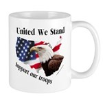 United We Stand Support our t Mug
