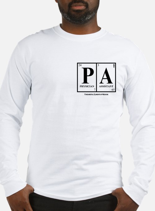PA - Fundamental Elements of Medicine Long Sleeve