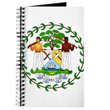 Belize Coat Of Arms Journal