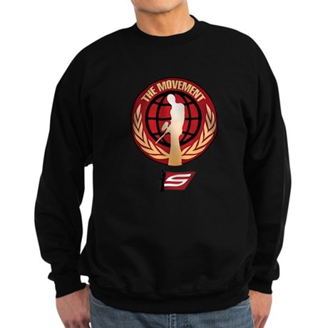 Social Paintball - Emblem Gold Sweatshirt (dark)