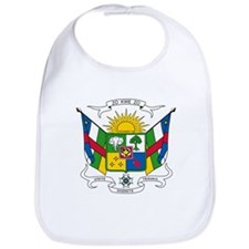 Central African Republic Coat Of Arms Bib