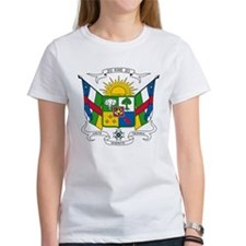 Central African Republic Coat Of Arms Tee