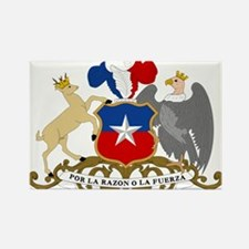 Chile Coat Of Arms Rectangle Magnet