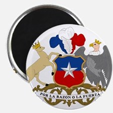 "Chile Coat Of Arms 2.25"" Magnet (10 pack)"
