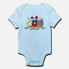 Chile Coat Of Arms Infant Bodysuit