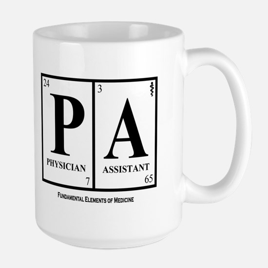 PA - Fundamental Elements of Medicine Mugs