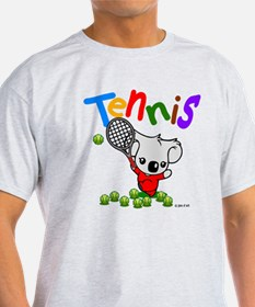 Tennis Koala Bear T-Shirt