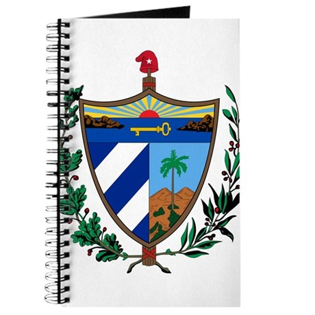 Cuba Coat Of Arms Journal