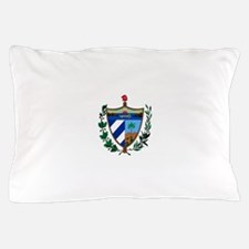Cuba Coat Of Arms Pillow Case