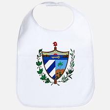 Cuba Coat Of Arms Bib