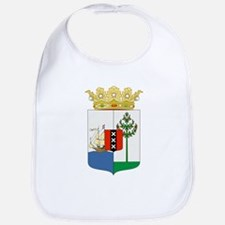 Curacao Coat Of Arms Bib