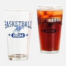 Basketball Mom Drinking Glass