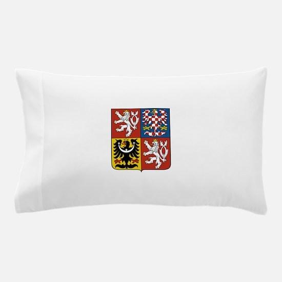 Czech Republic Coat Of Arms Pillow Case