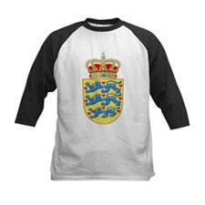 Denmark Coat Of Arms Tee