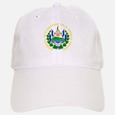 El Salvador Coat Of Arms Baseball Baseball Cap