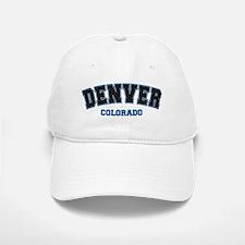 Denver Collegiate Baseball Baseball Cap