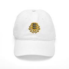 Estonia Coat Of Arms Cap