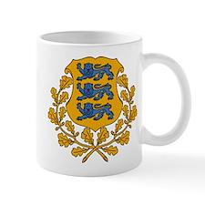 Estonia Coat Of Arms Mug