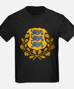 Estonia Coat Of Arms T