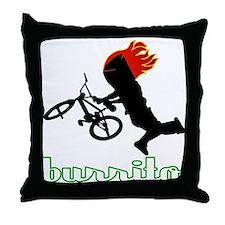 Burrito Throw Pillow