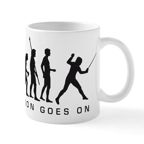 Evolution Fechter C.png Mug