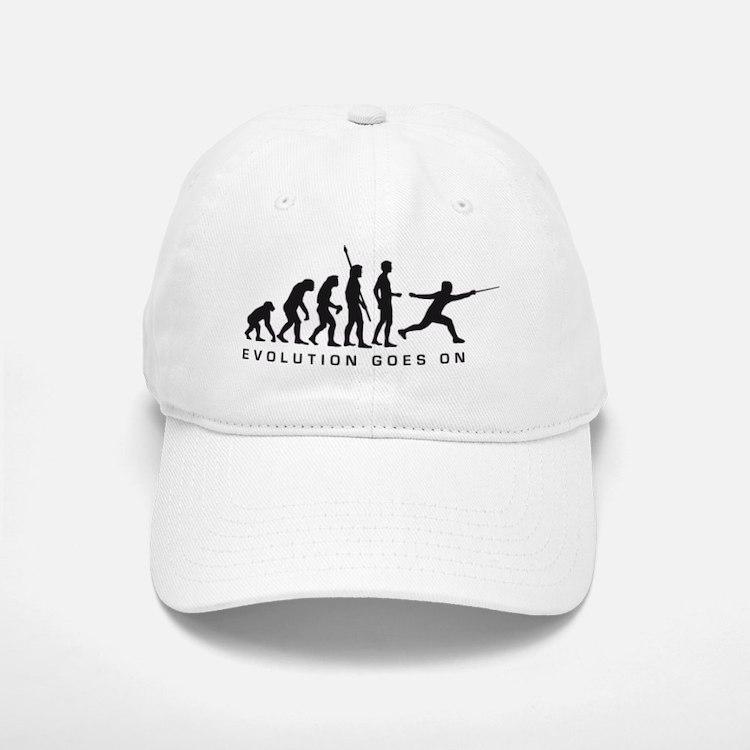 Evolution Fechter D.png Baseball Baseball Cap
