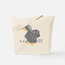 Baby Eagle Tote Bag