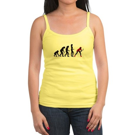 Evolution Female Tennis 2c.png Jr. Spaghetti Tank