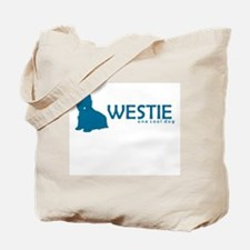 "Westie ""One Cool Dog"" Tote Bag"