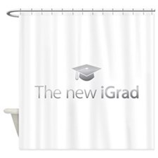 The new iGrad Shower Curtain