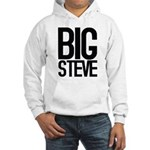 BIG STEVE BIG LOGO Hooded Sweatshirt