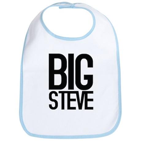 BIG STEVE baby Bib