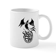 A.A.N.A. Phoenix B&W - Small Mug