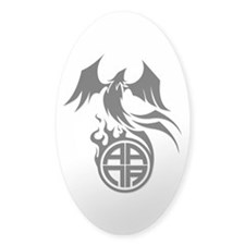 A.A.N.A. Phoenix B&W - Decal