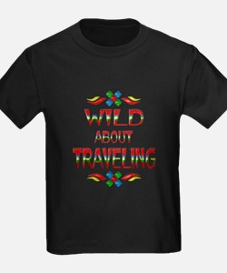 Wild About Traveling T