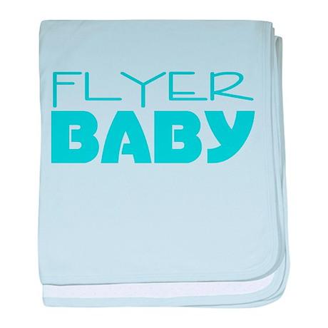 Boy Flyer Baby baby blanket