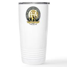 CFA Logo Stainless Steel Travel Mug